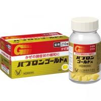 Пабурон от простуды в таблетках 210шт.